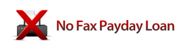 No fax payday loans, get online cash when you need it most